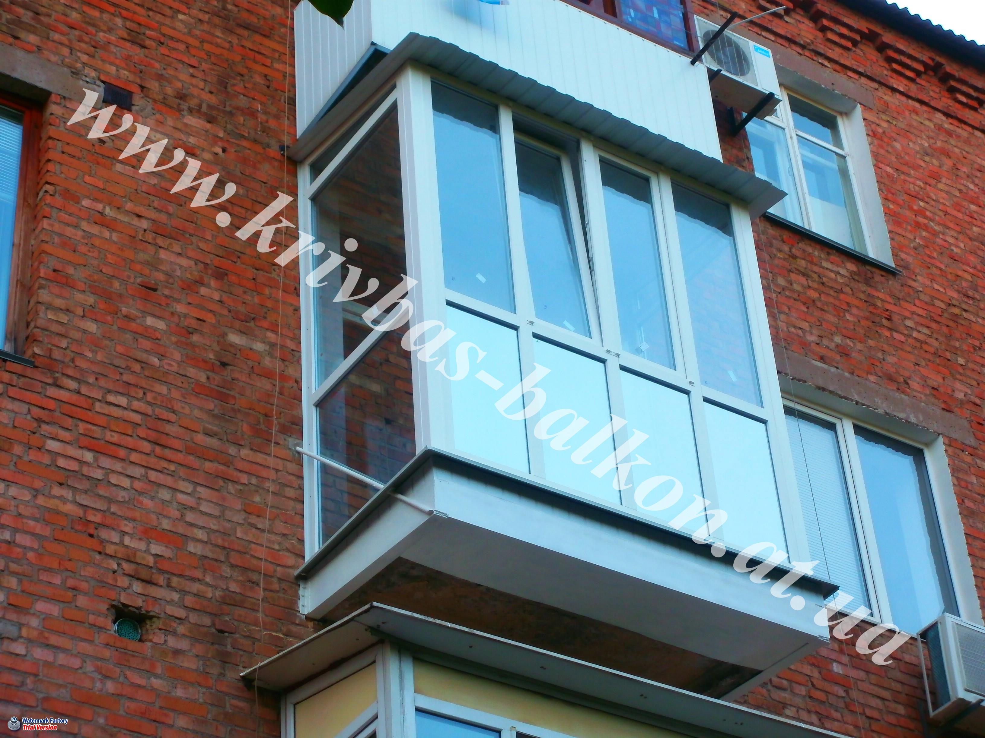 Евро балконы фото.